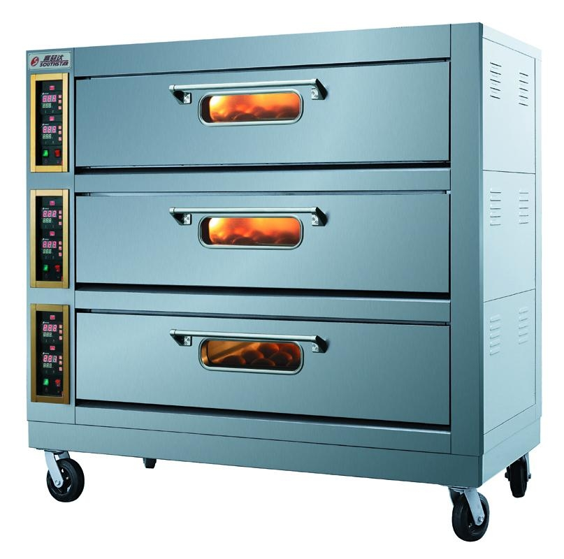 Best price of electric deck oven YXD-90K 1