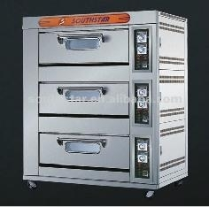 Best price of gas deck oven YXY-90A