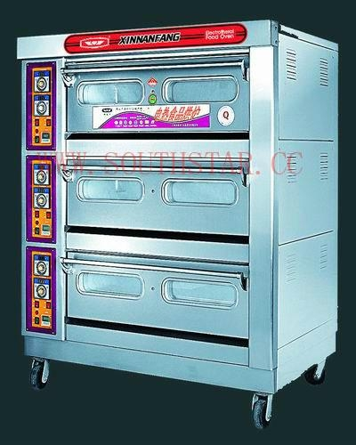 Best price of electric deck oven YXD-60K 1