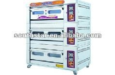Best price of standard gas deck oven YXY-20AZ 1