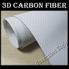 3D Carbon Fibre Vinyl Fi