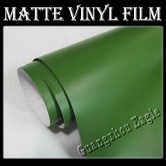 Matte Military Green Vin