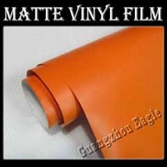 1.52x30m Orange Matte Vi