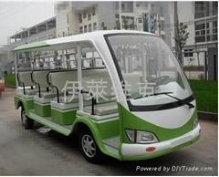 成都IL/GD08A電動觀光車