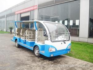 成都IL/GD14电动观光车 1