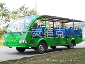 成都IL/GD14电动观光车 2