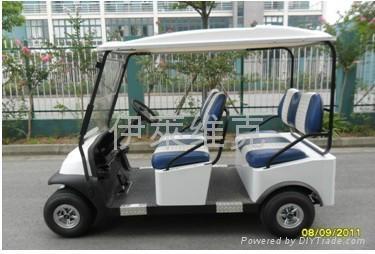 成都IL/FD04電動高爾夫車 4
