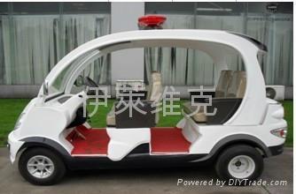 成都IL/GD04电动巡逻车 2