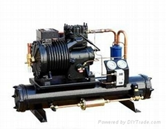Water-coolded Condensing Unit