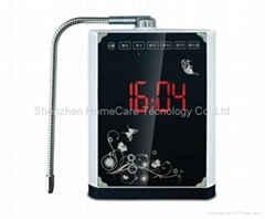 Alkaline water ionizer, Touch screen , voice prompt function