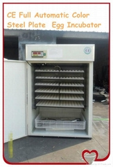 CE 1000 Eggs Incubator For Hatching Eggs