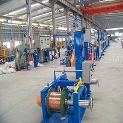 high speed double layer co-extrusion extruder