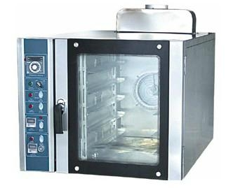 NFC-5Q 5 trays gas convectin oven 1