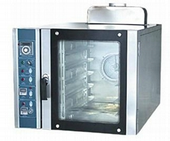 NFC-5Q 5 trays gas convectin oven