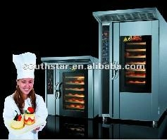 NFC-12D 12 trays electric convectin oven 1