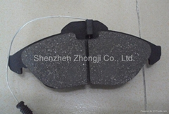 brake pad Original quality for mercedes benz sprinter