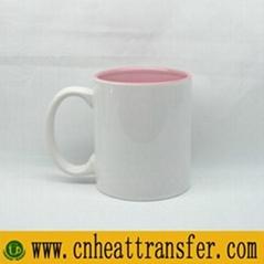inner color mug for sublimation