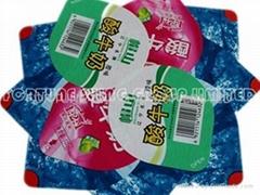 Plastic Lidding Foil