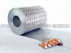Aluminum Blister Foil