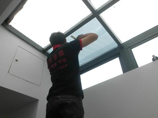 淮安玻璃貼膜 1