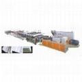 PVC Cellular Foam Board Production Line