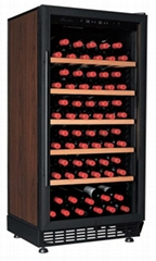 compressor wine cellar and cooler