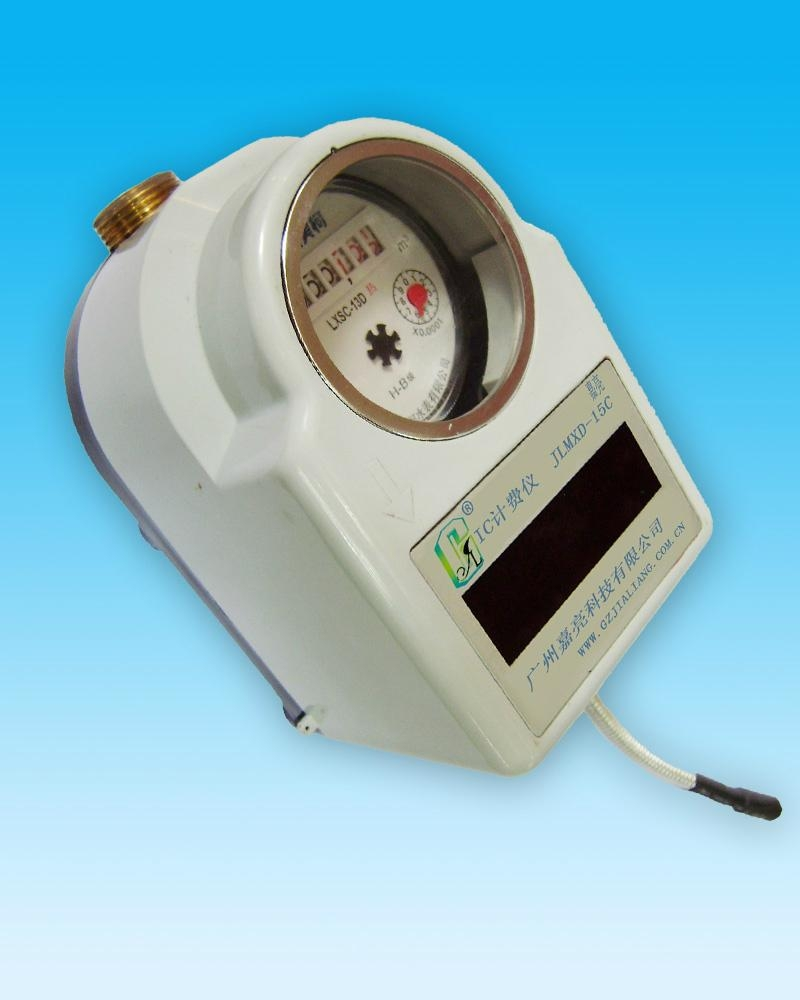 全銅計時IC卡水控機 1