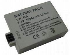 数码相机电池LP-E5