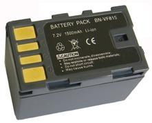 JVC摄像机电池BN-VF815 全解码