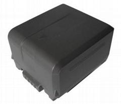松下数码摄像机电池VW-VBG130 全解码电池