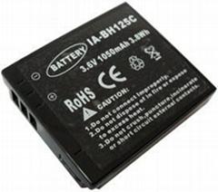 三星摄像机电池IA-BH125C
