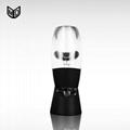 magic decanter wine aerator wine aerating decanter wine pourer wine accessories 3