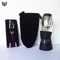 magic decanter wine aerator wine aerating decanter wine pourer wine accessories 5