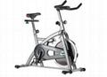 Mechanical exercise bike