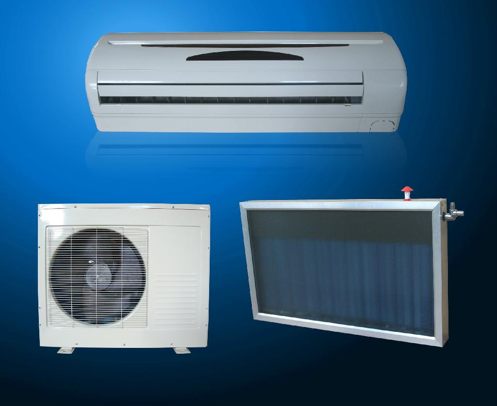 Split Wall Mounted Hybrid Solar Air Conditioner Tkf