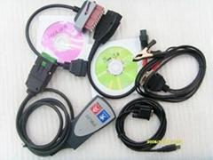 Lexia3 Citroen/Peugeot diagnostic tool