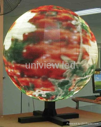 full color led display the Netherland 1