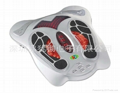 electronic pulse foot massager