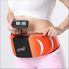 Vibrating massage belt