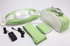 Abdominal massage belt