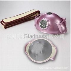 High-end heating vibrating massage belt