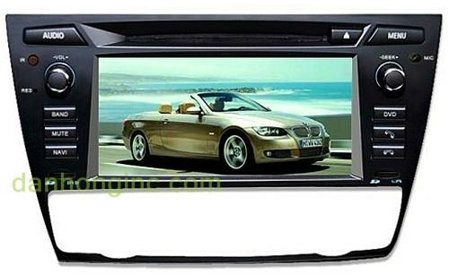 Car GPS with DVD player for BMW E90 1