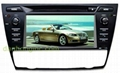 Car GPS with DVD player for BMW E90
