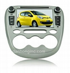 Car GPS with dvd player for Changan Mini Benben