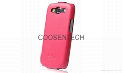 COS-Phone leather Cases for Samsung Galaxy i9300