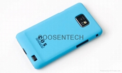 COS-TPU material mobile phone cases for Samsung Galaxy i9100