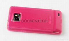 COS-Fashion Color Shells for Samsung Galaxy i9100