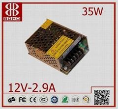 DC12V 35W LED POWER SUPPLY