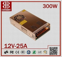 DC12V 300W LED POWER SUPPLY