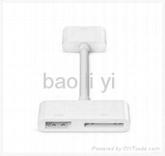 Digital AV HDMI Adapter Cable MC953ZM/A 1080P for Apple ipad2 new